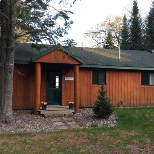Cabins on Trout Lake