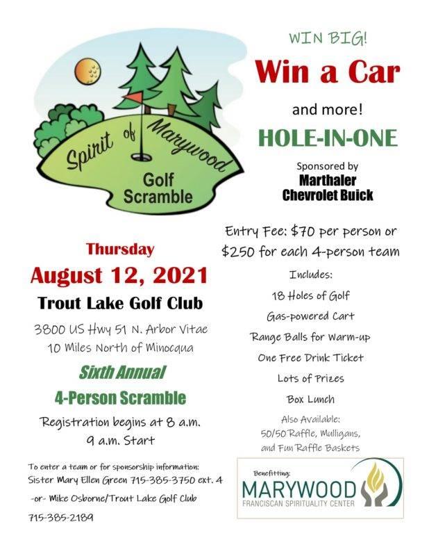 Marywood Golf Tournament