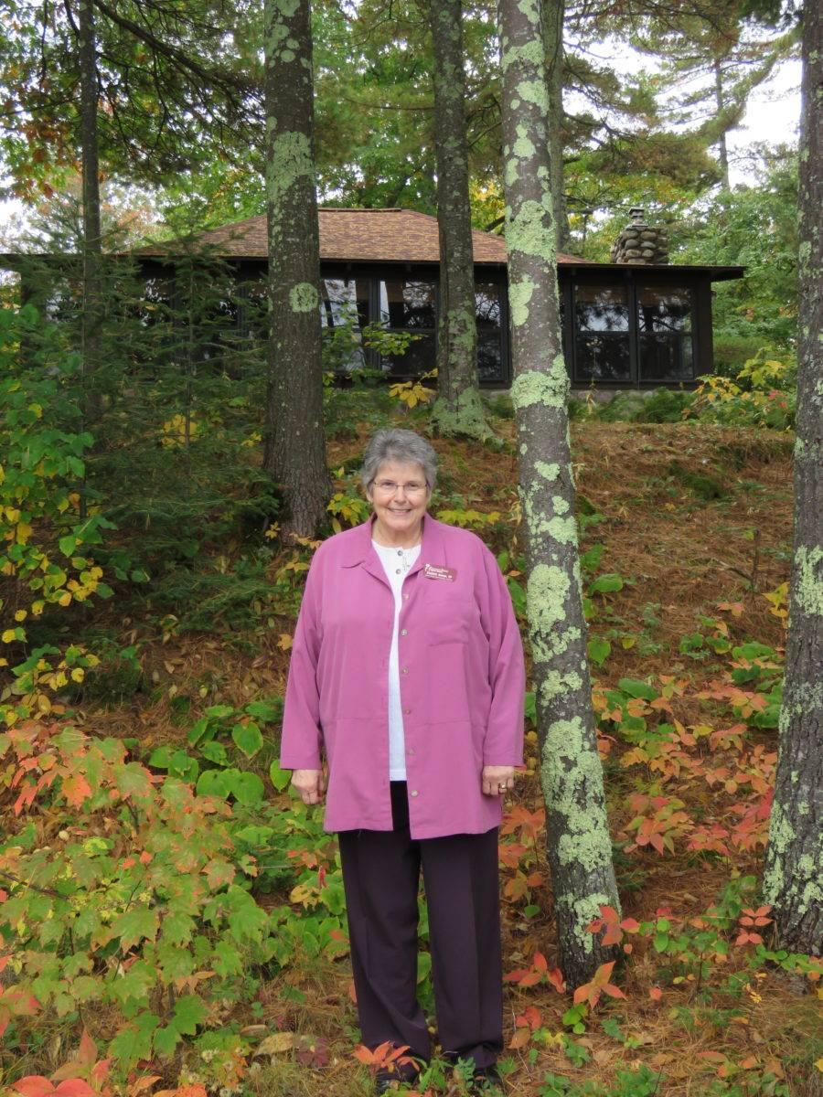 Sister Elizabeth Amman, OP